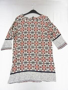 Tunique femme 100% coton du S au XL nombreux motifs et coloris prix 17,99€