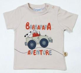 5 tshirt barbapapa layette