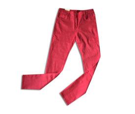 pantalon toile femme