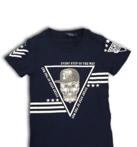 tee shirt tete de mort