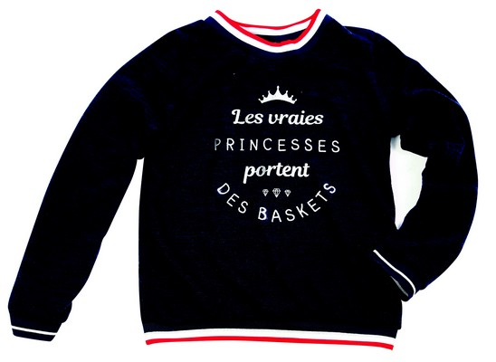 pull fille
